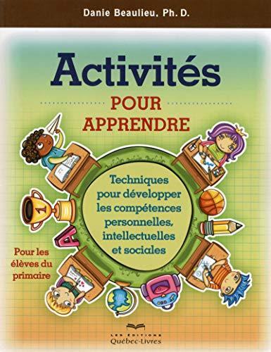 9782764021859: Activités pour apprendre