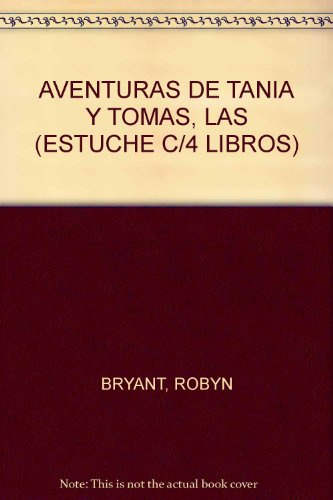 9782764100028: AVENTURAS DE TANIA Y TOMAS, LAS (ESTUCHE C/4 LIBROS)