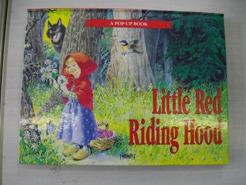 9782764102565: LITTLE RED RIDING HOOD : A POP-UP BOOK