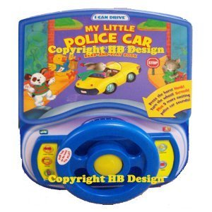 My Little Police Car Electronic Read & Play Book: I Can Drive Book: Tomaselli, Doris
