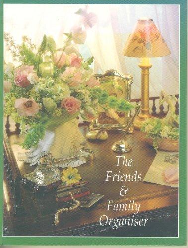9782764106129: The Friends & Family Organiser