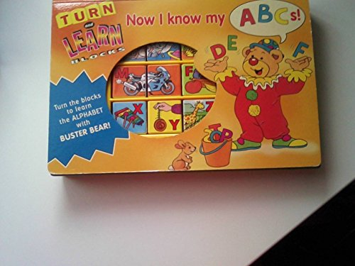 9782764106747: Now I Know My ABCs! (Turn and Learn)