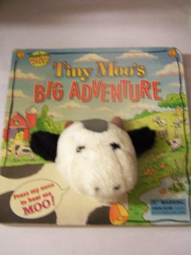 9782764107942: Tiny Moo's Big Adventure (Push-Me Plush Stories)