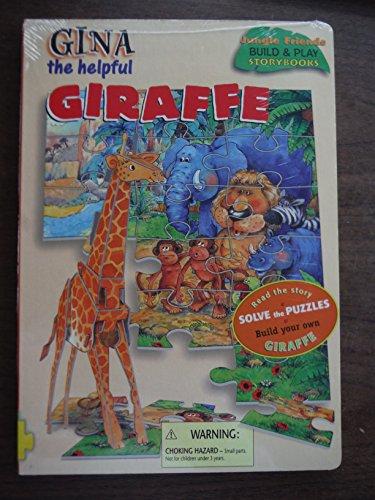 Gina the Helpful Giraffe (Jungle Friends Build & Play Storybooks): Tormont/Brimar Publications