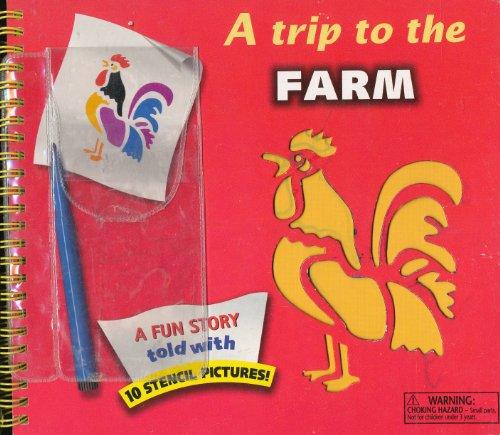 A Trip to the Farm (Stencil Picture: Tormont Publications