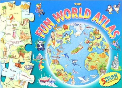 The Fun World Atlas: Tormont/Brimar Publications