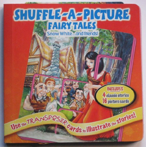 Snow White.and Friends! (Shuffle-a-picture Fairy Tales)