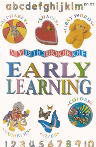 9782764113073: My Big Book of Early Learning, Mid-Size