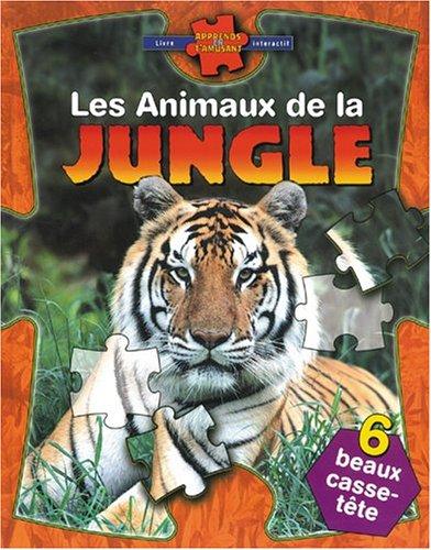 Animaux de la jungle (les) apprends t'amusant: n/a