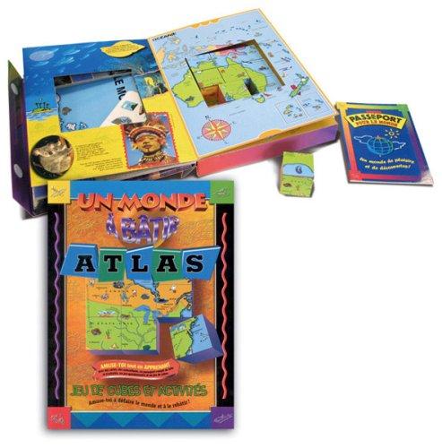 9782764117545: Atlas Un monde à bâtir