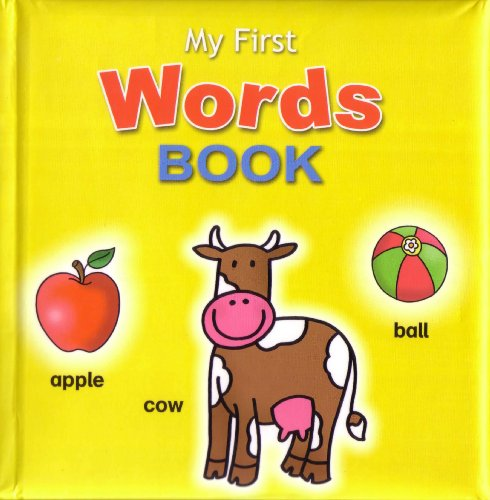 9782764121450: My First Words Book