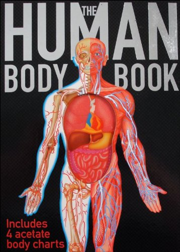 Human Body Book (Die Cut Cover) (9782764122464) by Michelle Gagnon