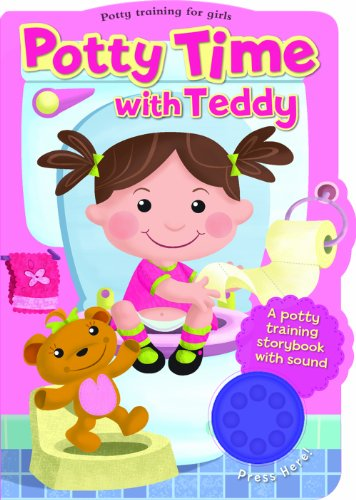 9782764123850: Potty Time with Teddy - For Girls