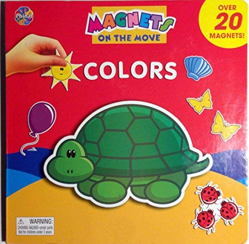 9782764302392: Colors, Magnets on the Move