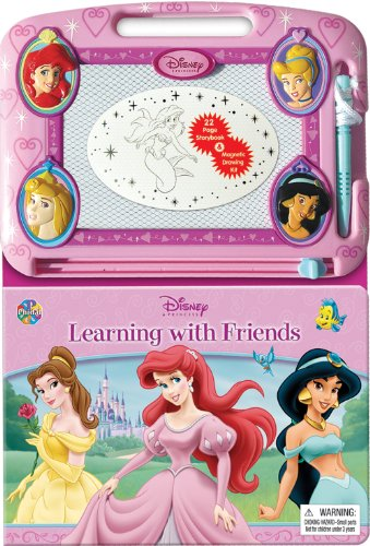 9782764303474: Disney Princess Learning with Friends Learning Series