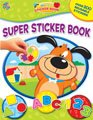 My First Super Sticker Book: Phidal Publishing