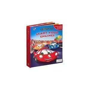 9782764303580: Start Your Engines (My Busy Books)