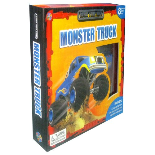 9782764303740: Build Your Own Monster Truck