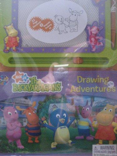 9782764303795: Disney Learning Backyardigans
