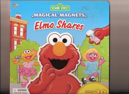 9782764303887: Magical Magnets - Elmo Shares
