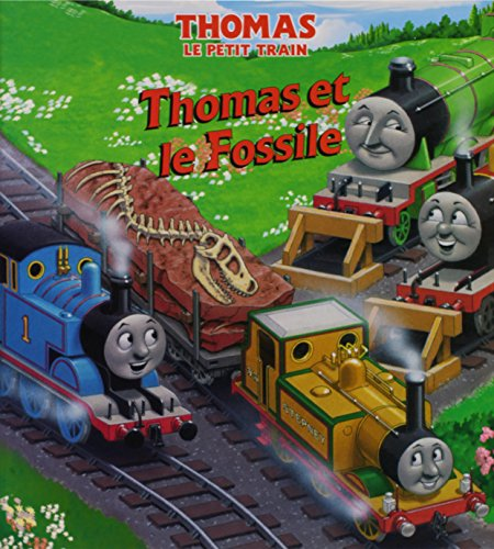 9782764309865: Thomas le petit train- Thomas et fossile