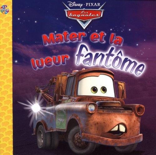 Mater et la lueur Fantôme (French Edition): Collectif