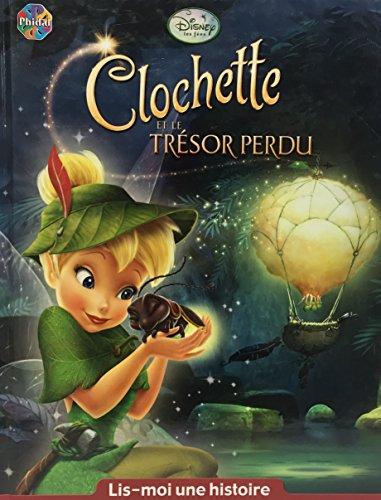 9782764311844: Clochette et le trésor perdu