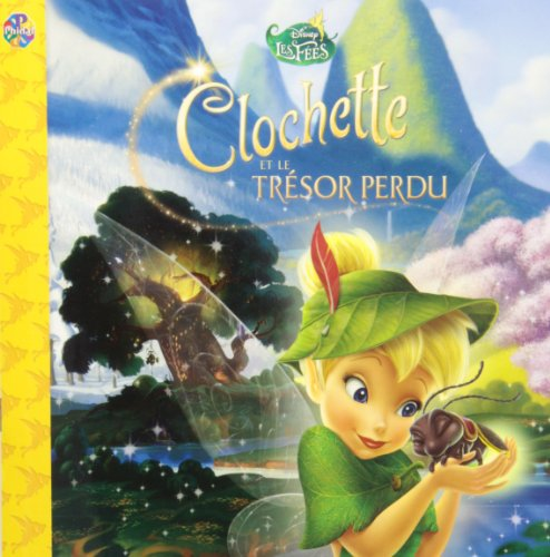 9782764312254: La fée Clochette 2 : Clochette et le trésor perdu