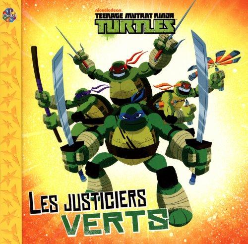 Teenage mutant ninja Turtles - Les justiciers: Collectif
