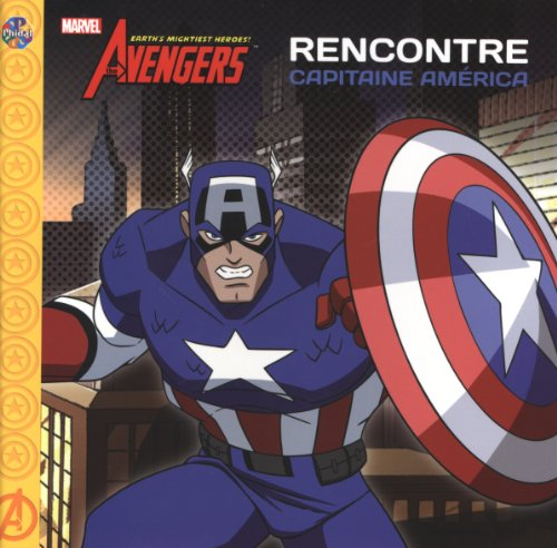 9782764314999: Avengers rencontre Capitaine Am�rica