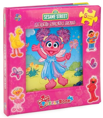 9782764315088: Abby's Sunny Days (Sesame Street) (My First Puzzle Book)