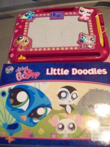 9782764315422: Littlest Pet Shop Little Doodles