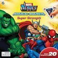 9782764316740: Marvel Heroes Magical Magnets: Super Strength
