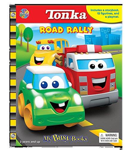 9782764316955: Tonka Road Rally (My Busy Books)