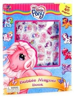 My Little Pony Bubble Magnet Book: Phidal Publishing Inc.