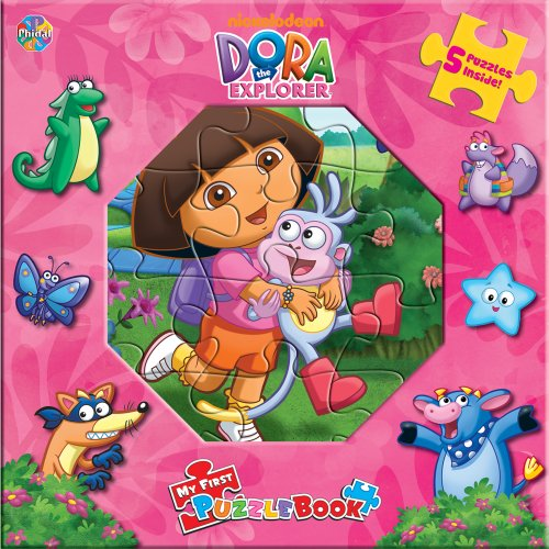 9782764317594: Dora the Explorer My First Puzzle Book