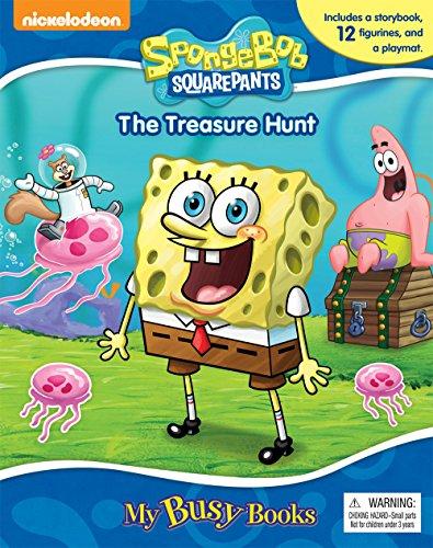 Spongebob My Busy Book: Phidal Publishing Inc.