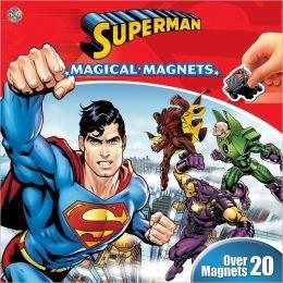 Superman Magical Magnets: DC Comics