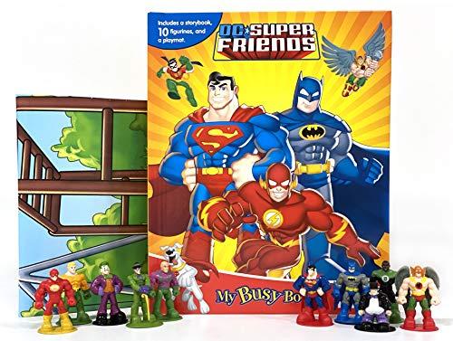 9782764319413: DC Super Friends My Busy Book
