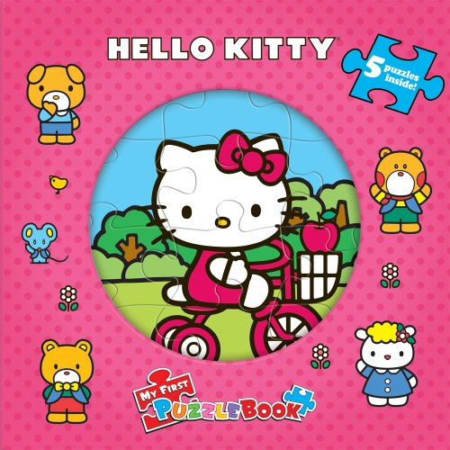 9782764320310: Hello Kitty My First Puzzle Book