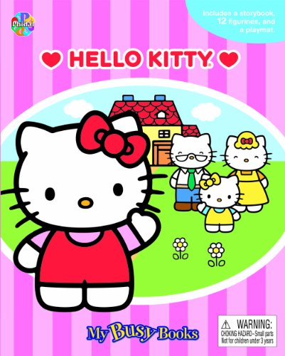 Hello Kitty My Busy Books