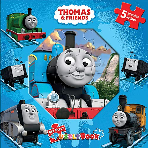 Thomas & Friends My First Puzzle Book: Phidal Publishing Inc.
