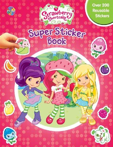 9782764321287: Strawberry Shortcake Super Sticker Book