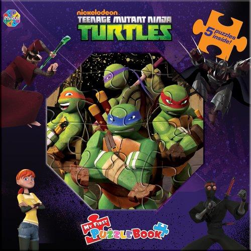 Teenage Mutant Ninja Turtles My First Puzzle: Phidal Publishing Inc.