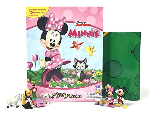 9782764322505: Disney Junior Minnie Mouse My Busy Book