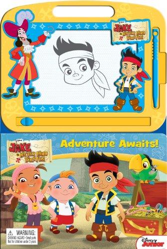 Disney Jake and the Never Land Pirates: Phidal Publishing Inc.