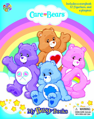 Care Bears My Busy Book
