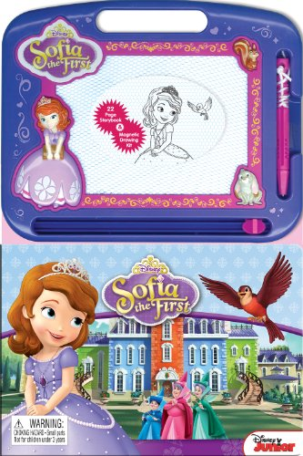 Disney Sofia the First Learning Series: Phidal Publishing Inc.