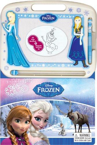 Disney Frozen Learning Series: Phidal Publishing Inc.