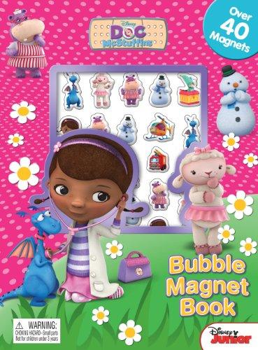 Disney Doc McStuffins Bubble Magnet Book: Phidal Publishing Inc.
